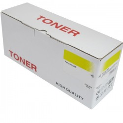 Toner zamienny do HP 128A, yellow, HP CE322A, zamiennik do HP CP1525, HP CM1415