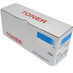 Toner zamienny do HP 201X, cyan, HP CF401X, zamiennik do hp M252, hp  M277
