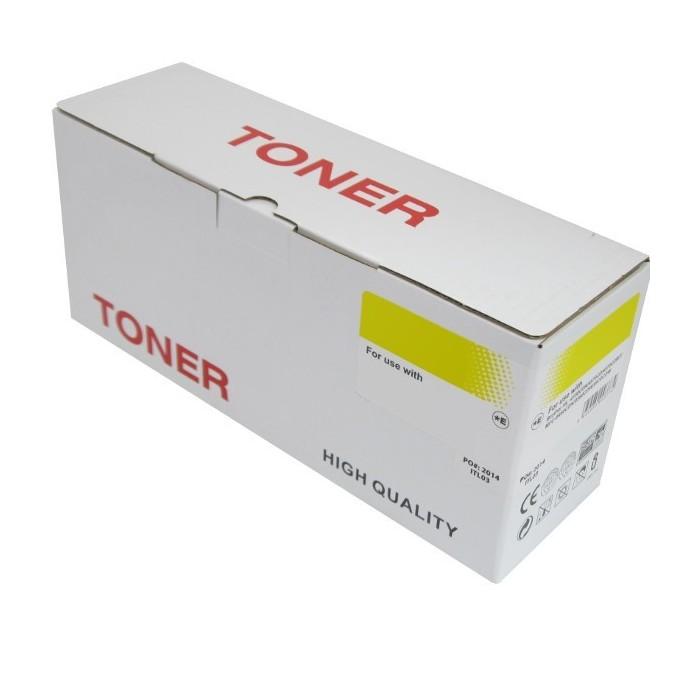 Toner zamienny do HP 203X, yellow, HP CF542X, M254dw, M254nw, M280nw, M281fdw