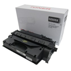 Toner zamienny do HP 05X, HP CE505X, zamiennik do HP P2055