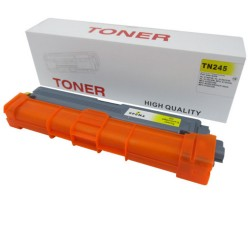 Toner do Brother TN-245Y, TN245,  yellow, zamiennik do DCP-9020, MFC-9140, MFC-9340, HL-3140, HL-3170C