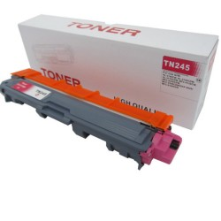 Toner do Brother TN-245M, TN245. magenta, zamiennik do Brother DCP-9020, MFC-9140, MFC-9340, HL-3140, HL-3170