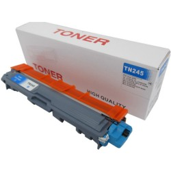 Toner do Brother TN-245C, TN245, cyan, zamiennik do DCP-9020, MFC-9140, MFC-9340, HL-3140, HL-3170C