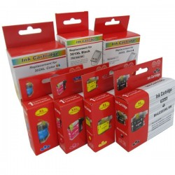Tusz do Canon CLI-581, yellow, zamiennik do Canon TR7550, TR8550, TS6150, TS6250, TS8150, TS8250, TS9150, TS9550