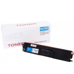 Toner do Brother TN-321C, TN-331, zamiennik do Brother DCP-L8400, DCP-L8450, HL-L8250, HL-L8350, MFC-L8850