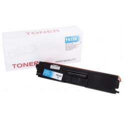 Toner do Brother TN-325C, zamiennik do Brother HL-4150, HL-4140, DCP-9055, DCP-9270