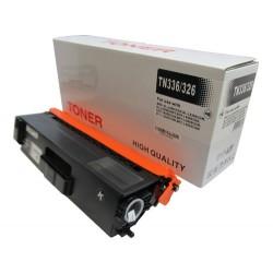 Toner do Brother TN-326BK, zamiennik do Brother DCP-L8400CDN, DCP-L8450CDW, HL-L8250CDN, HL-L8350CDW, MFC-L8850CDW