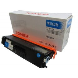 Toner do Brother TN-326C, zamiennik do Brother DCP-L8400CDN, DCP-L8450CDW, HL-L8250CDN, HL-L8350CDW, MFC-L8850CDW