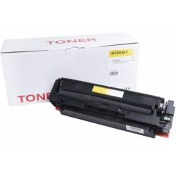Toner do HP 410A, yellow, HP CF412A, zamiennik do HP M377, HP M452, HP M477