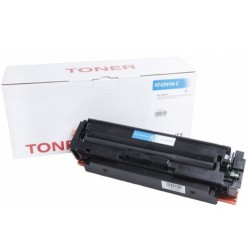 Toner do HP 410A, cyan, HP CF411A, zamiennik do HP M377, HP M452, HP M477