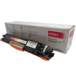 Toner do HP 130A, magenta,  HP CF353A, zamiennik do hp M176, hp M177