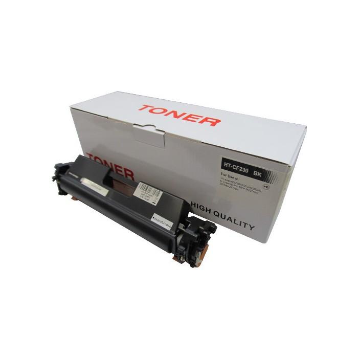 Toner do HP 30A, HP CF230A, zamiennik do HP LaserJet Pro M203, M227