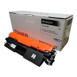 Toner do HP 17A, HP CF217A, z chipem, zamiennik do HP LaserJet Pro M102, HP LaserJet Pro M130