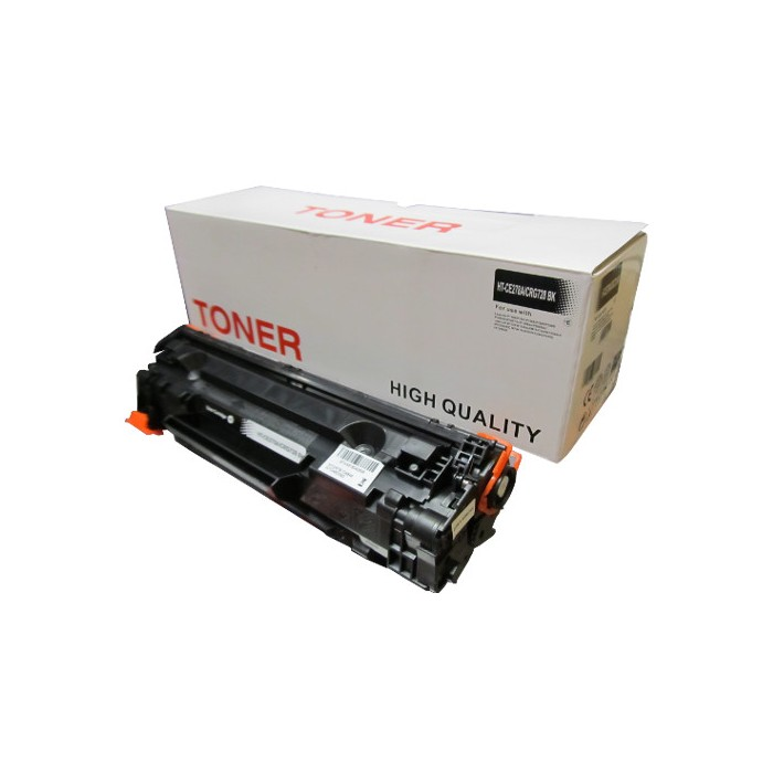 Toner do HP 78A, HP CE278A, zamiennik do HP M1536, HP P1566, HP P1606