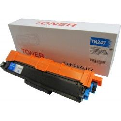 Toner do Brother TN-247C, zamiennik do Brother HL-L3210CW, DCP-L3510CDW, MFC-L3770CDW