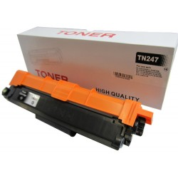 Toner do Brother TN-247BK, zamiennik do Brother HL-L3210CW, DCP-L3510CDW, MFC-L3770CDW