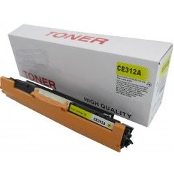 Toner do HP 126A, yellow, HP CE312A, zamiennik do hp CP1025, hp M175, M275