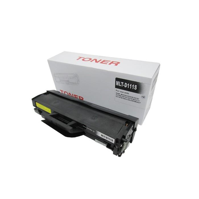 Toner Samsung 111S, MLT-D111, zamiennik do Samsung SL-M2020, SL-M2022, SL-M2026, SL-M2070