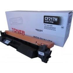Toner do HP 17H, HP CF217H, z chipem, zamiennik do HP LaserJet Pro M102, HP LaserJet Pro M130, HP 17A XXL ( 5K)
